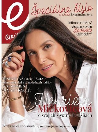 Evita magazín - september 2019