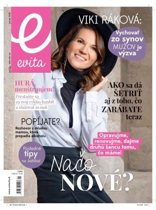 Evita magazín - január 2021