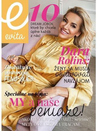 Evita magazín - november 2019