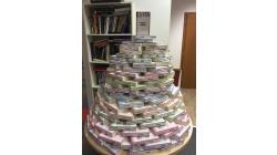 Postavte si svoj knižný stromček z evitoviek :-)