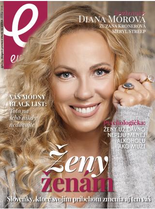 Evita magazín - október 2018