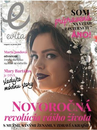 Evita magazín - január 2019