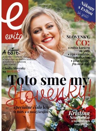 Evita magazín - október 2019