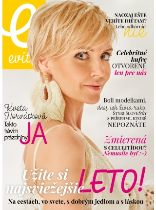 Evita magazín - august 2019