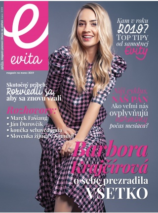 Evita magazín - marec 2019