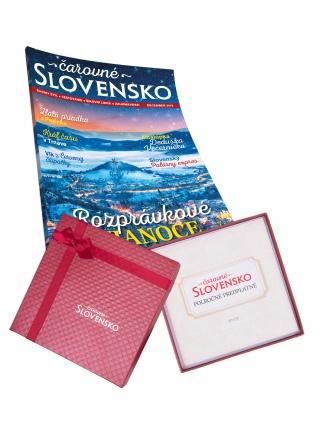 Čarovné Slovensko ako darček