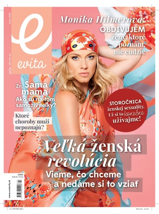 Evita magazín - marec 2021