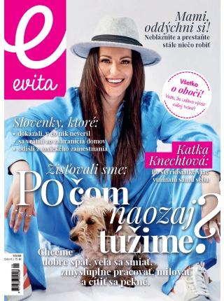Evita magazín - september 2021