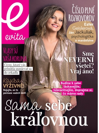 Evita magazín - september 2020