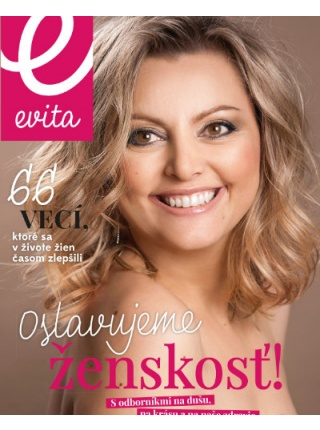Evita magazín - marec 2020