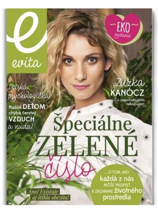 Predplatné magazínu EVITA 2020