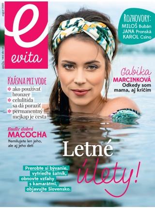 Evita magazín - august 2020