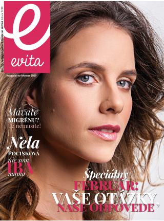 Evita magazín - február 2019