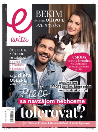 Evita magazín - február 2021