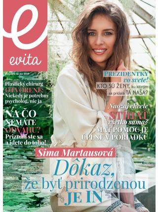 Evita magazín - jún 2019