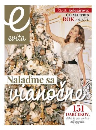 Evita magazín - december 2019