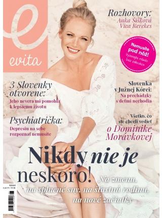 Evita magazín - august 2021