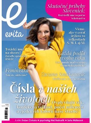 Evita magazín - jún 2021