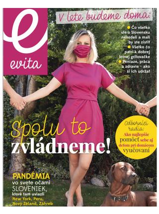 Evita magazín - máj 2020