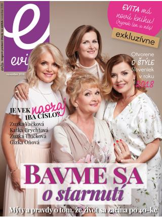 Evita magazín - november2018
