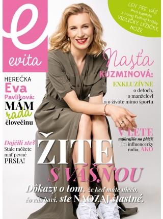 Evita magazín - júl 2019