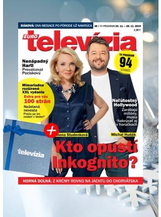 Eurotelevízia ako darček