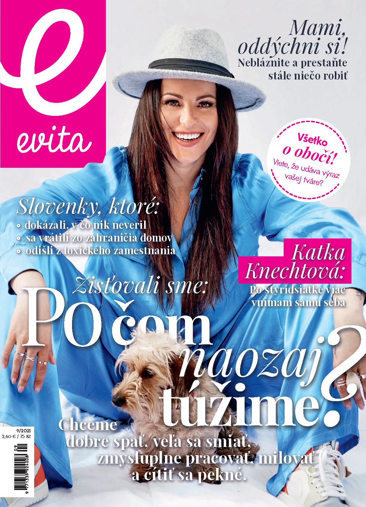 Evita magazín - október 2021