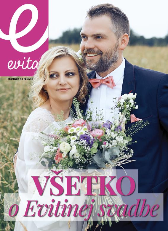 Evita magazín - júl 2018