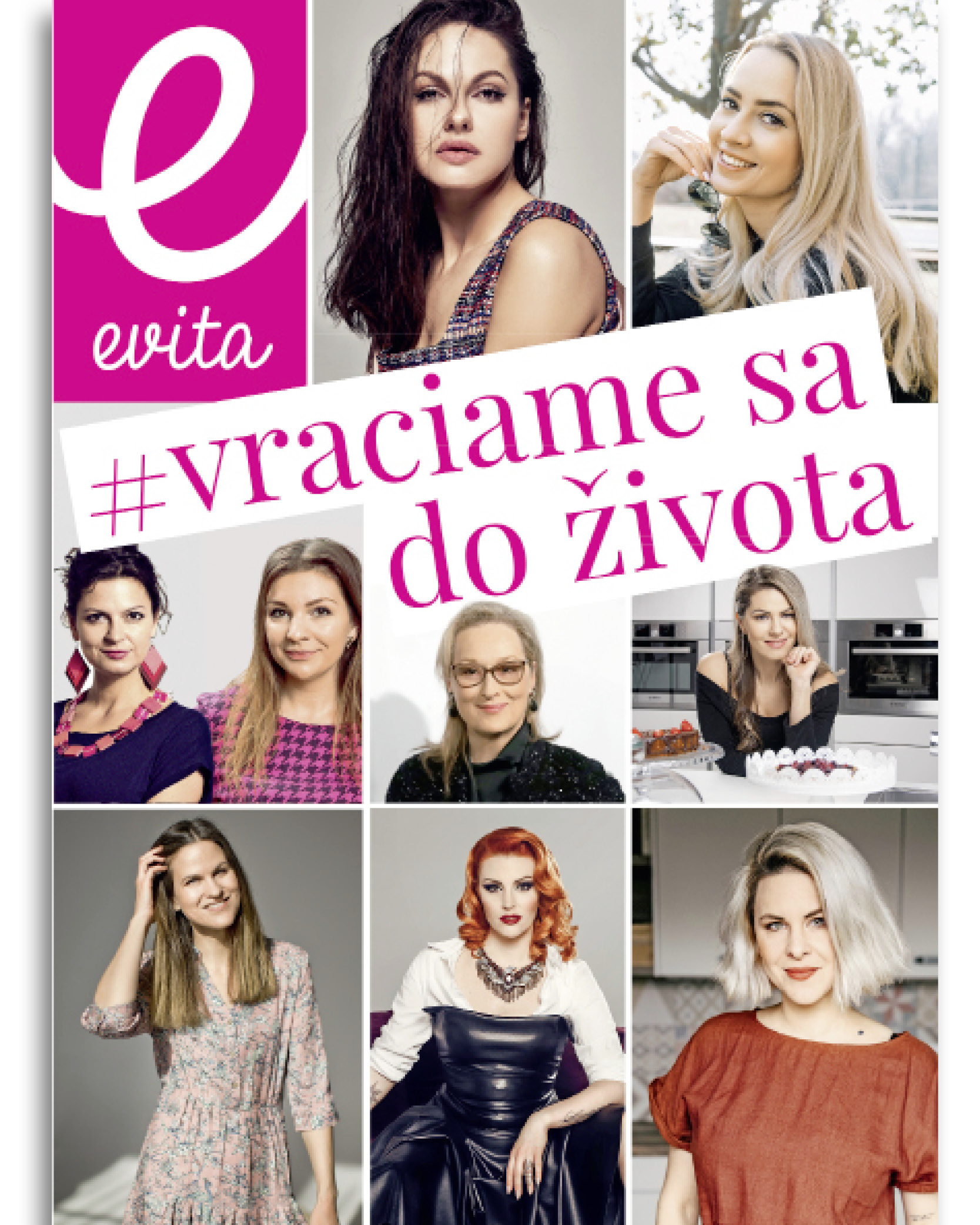 Evita magazín - jún 2020