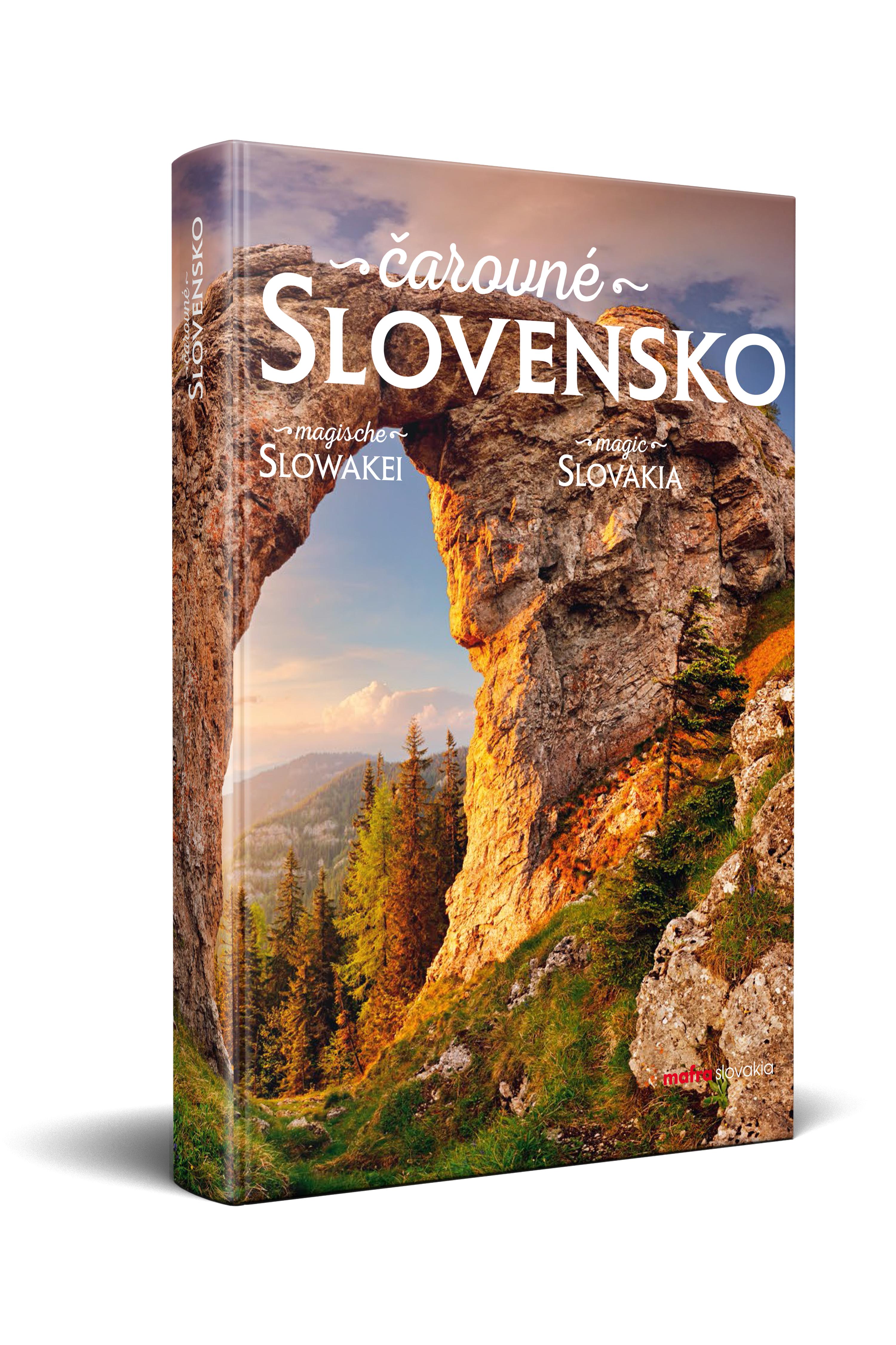 Čarovné Slovensko (obálka